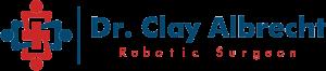 Dr. Clay Albrecht Logo