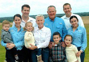 the albrecht family